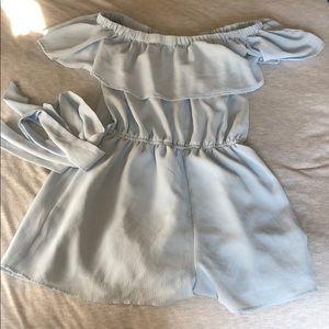 Dresses & Skirts - Baby blue jumpsuit